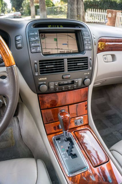 2001 Lexus LS 430 Reseda, CA 23