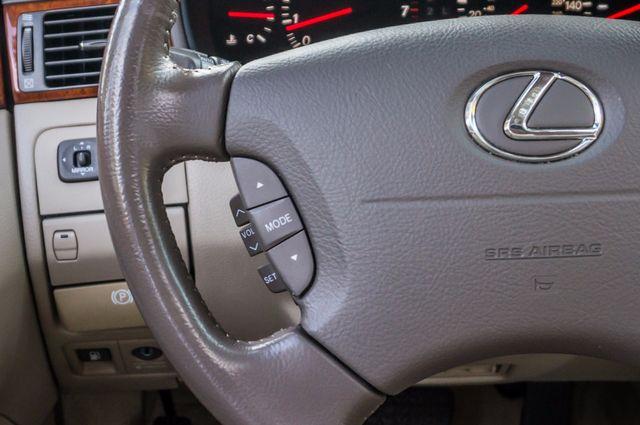 2001 Lexus LS 430 Reseda, CA 19