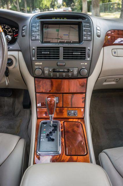 2001 Lexus LS 430 Reseda, CA 22