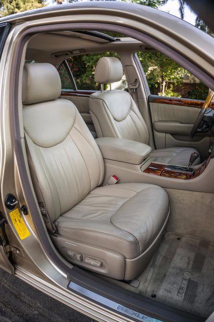 2001 Lexus LS 430 Reseda, CA 31