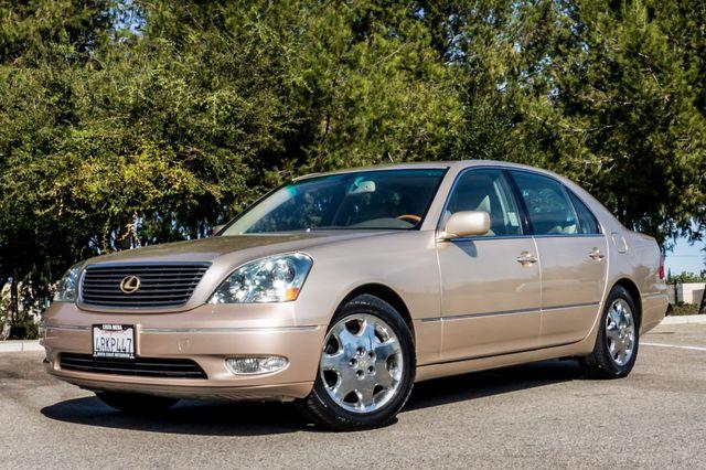 2001 Lexus LS 430 Reseda, CA 1