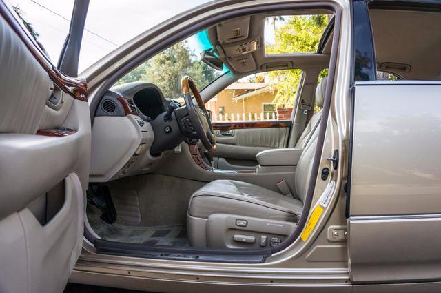 2001 Lexus LS 430 Reseda, CA 36