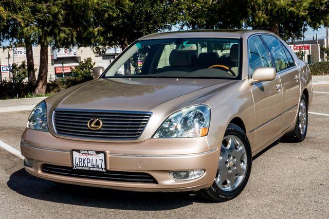 2001 Lexus LS 430 Reseda, CA 44