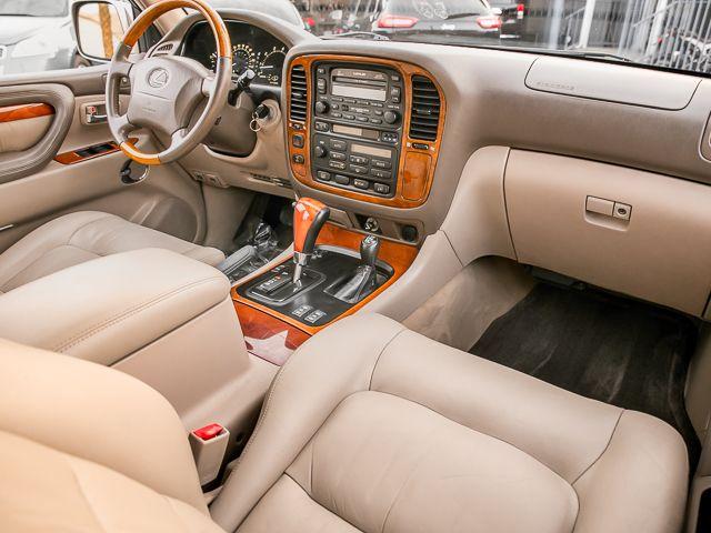 2001 Lexus LX 470 Burbank, CA 11