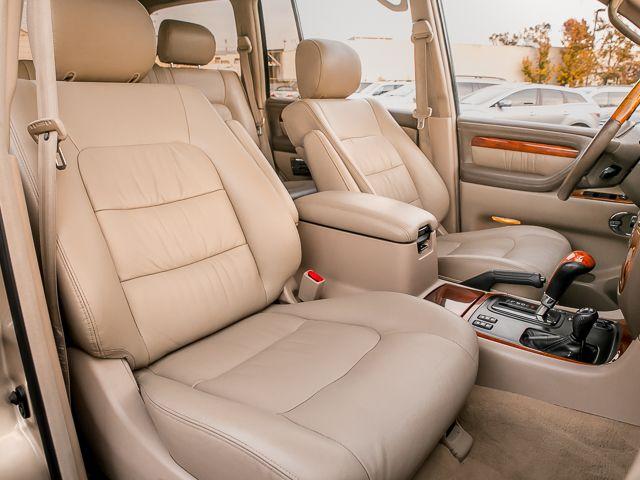 2001 Lexus LX 470 Burbank, CA 12