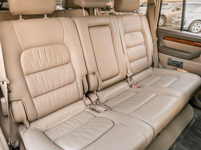 2001 Lexus LX 470 Burbank, CA 13