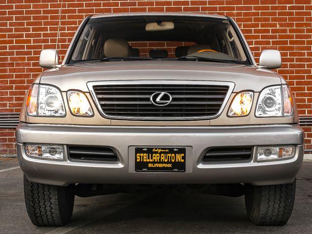 2001 Lexus LX 470 Burbank, CA 2
