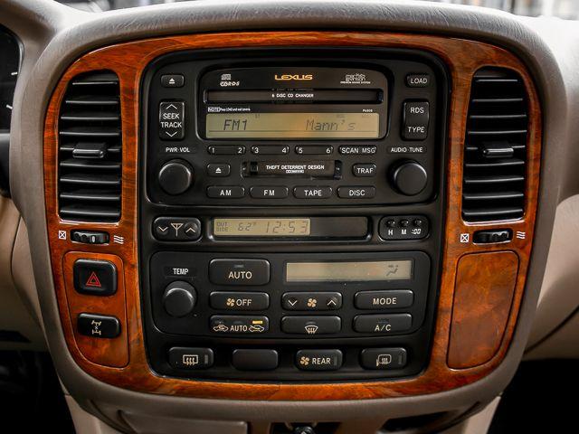 2001 Lexus LX 470 Burbank, CA 21