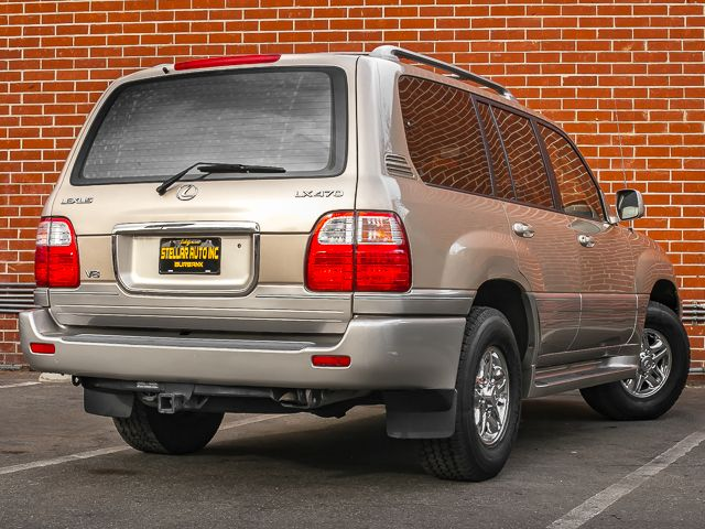 2001 Lexus LX 470 Burbank, CA 4