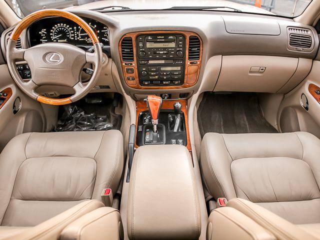 2001 Lexus LX 470 Burbank, CA 8