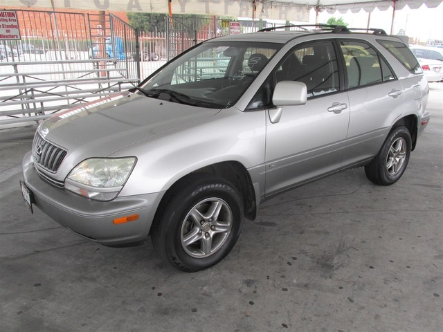 2001 Lexus RX 300 Please call or e-mail to check availability All of our vehicles are available