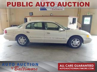 2001 Lincoln Continental    JOPPA, MD   Auto Auction of Baltimore  in Joppa MD