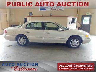 2001 Lincoln Continental in JOPPA MD