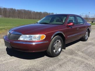 2001 Lincoln Continental Ravenna, Ohio