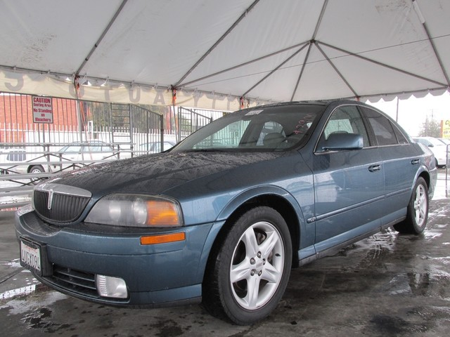 2001 Lincoln LS Please call or e-mail to check availability All of our vehicles are available fo