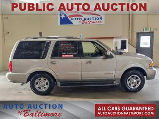 2001 Lincoln Navigator  | JOPPA, MD | Auto Auction of Baltimore  in Joppa MD