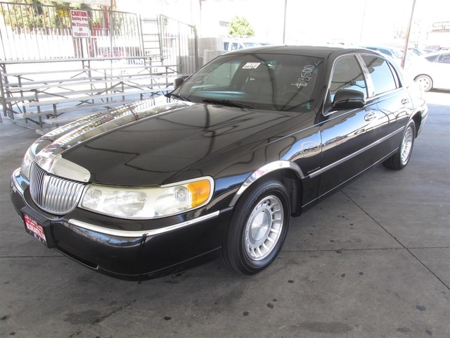 2001 Lincoln Town Car Executive Please call or e-mail to check availability All of our vehicles