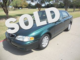 2001 Mazda 626 ES | Ft. Worth, TX | Auto World Sales LLC in Fort Worth TX