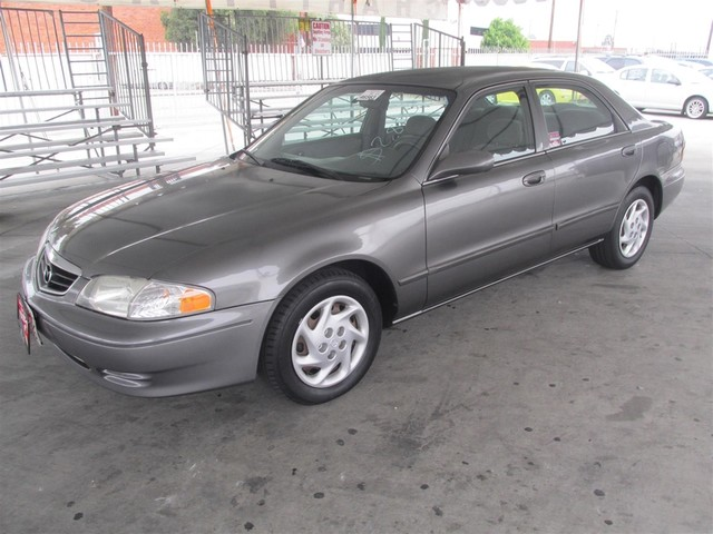 2001 Mazda 626 LX Please call or e-mail to check availability All of our vehicles are available