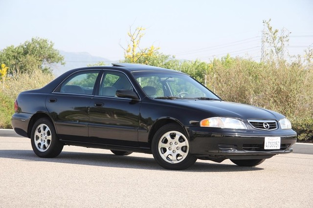 2001 Mazda 626 LX Santa Clarita, CA 0
