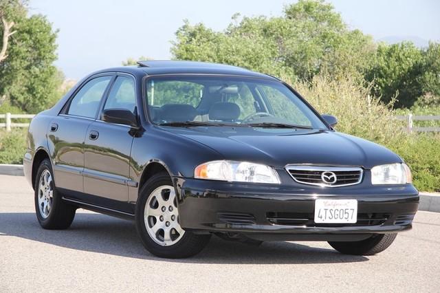 2001 Mazda 626 LX Santa Clarita, CA 3