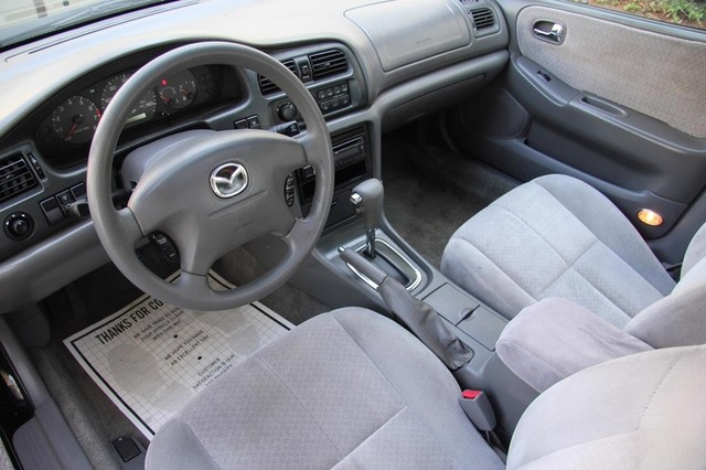 2001 Mazda 626 LX Santa Clarita, CA 8