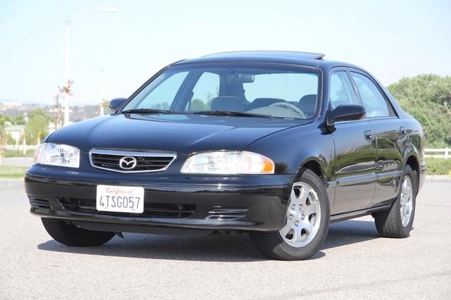 2001 Mazda 626 LX Santa Clarita, CA 4