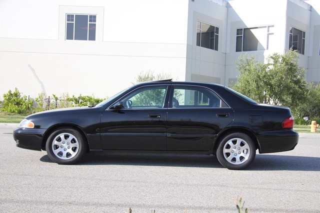 2001 Mazda 626 LX Santa Clarita, CA 5