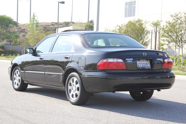 2001 Mazda 626 LX Santa Clarita, CA 11