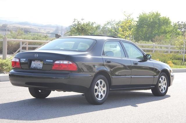 2001 Mazda 626 LX Santa Clarita, CA 12
