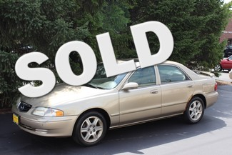 2001 Mazda 626 in West, Chicago,