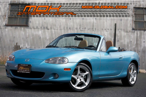 2001 Mazda MX-5 Miata LS - Leather - 6 Speed manual! in Los Angeles