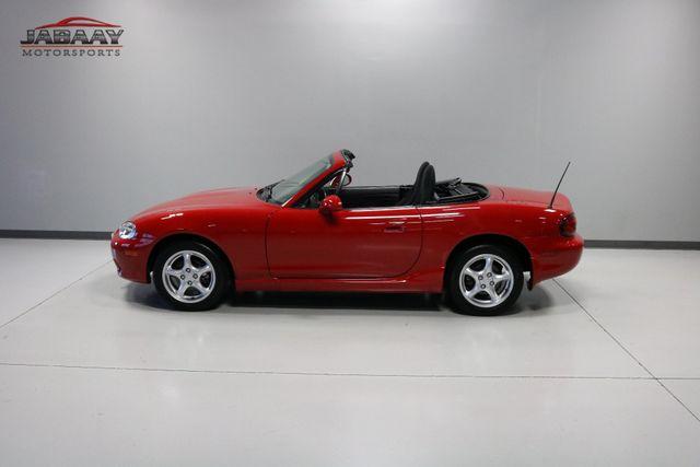 2001 Mazda MX-5 Miata Base Merrillville, Indiana 33