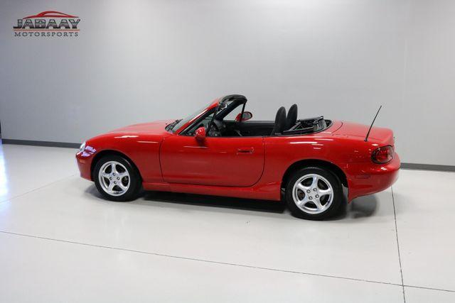 2001 Mazda MX-5 Miata Base Merrillville, Indiana 34