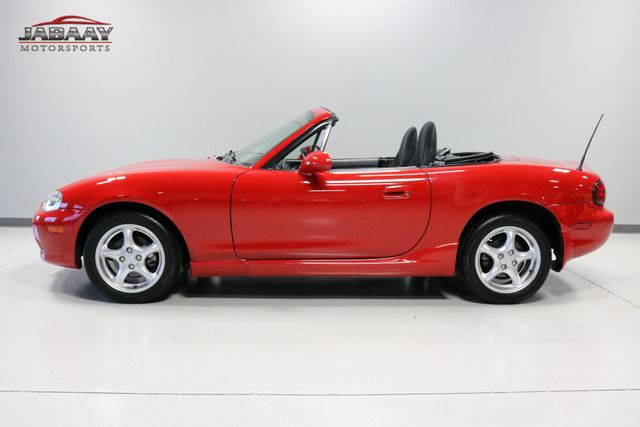 2001 Mazda MX-5 Miata Base Merrillville, Indiana 1