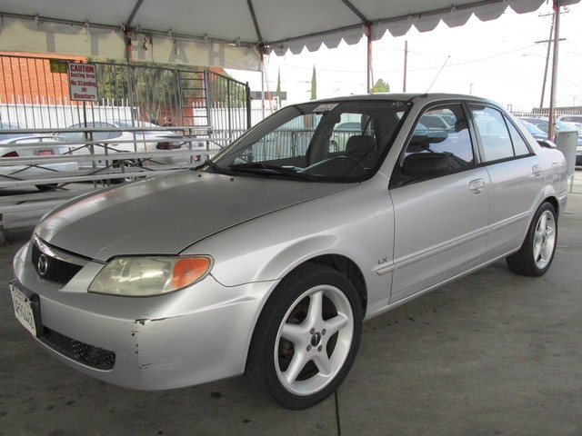 2001 Mazda Protege LX Please call or e-mail to check availability All of our vehicles are availa