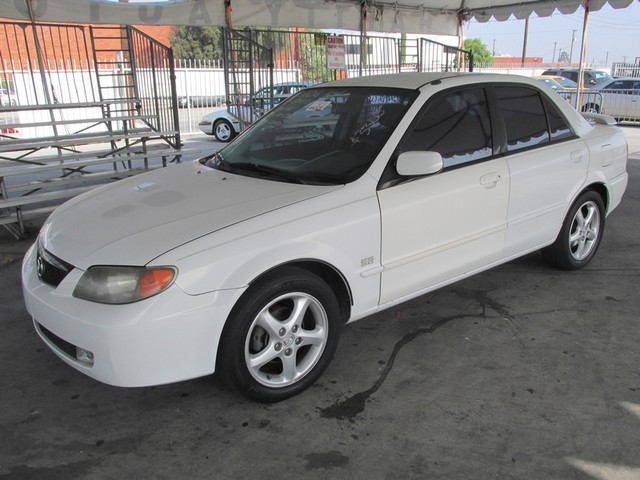 2001 Mazda Protege ES Please call or e-mail to check availability All of our vehicles are avail