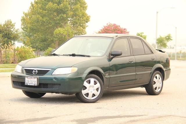 2001 Mazda Protege LX Santa Clarita, CA 1
