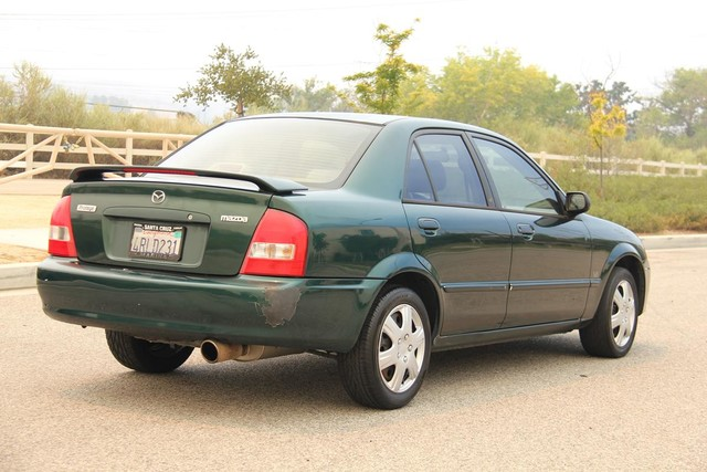 2001 Mazda Protege LX Santa Clarita, CA 4