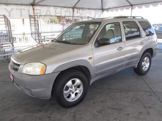 2001 Mazda Tribute DX Please call or e-mail to check availability All of our vehicles are avail