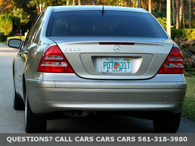 2001 mercedes benz c240 west palm beach florida the palm beach. Cars Review. Best American Auto & Cars Review
