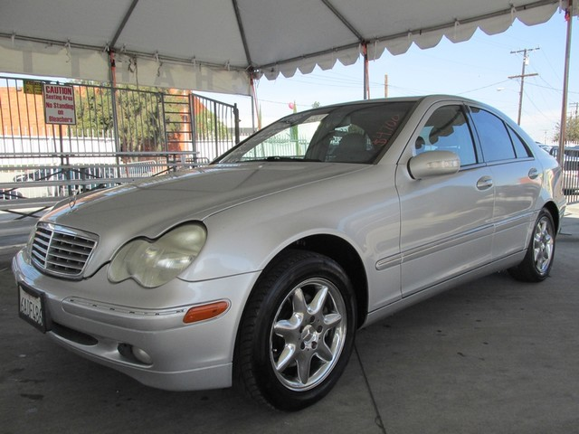 2001 Mercedes C320 Please call or e-mail to check availability All of our vehicles are available