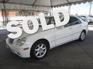 2001 Mercedes-Benz C320 Gardena, California