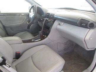 2001 Mercedes-Benz C320 Gardena, California 8