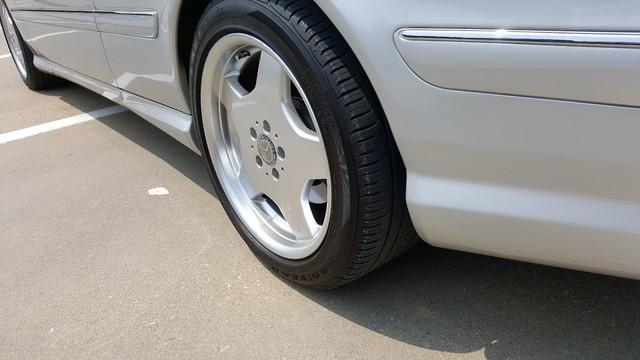 2001 Mercedes-Benz CL55 AMG Arlington, Texas 17