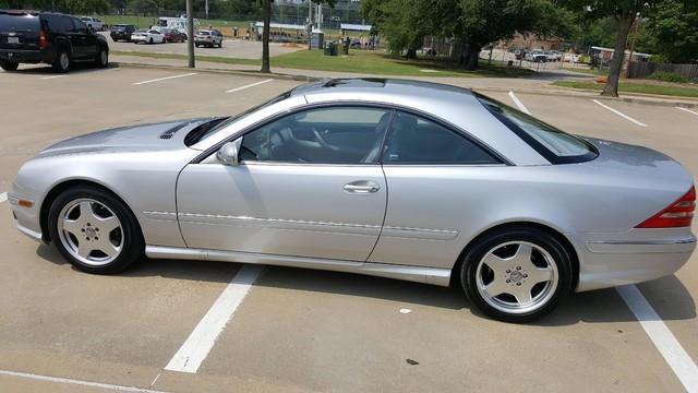 2001 Mercedes-Benz CL55 AMG Arlington, Texas 3