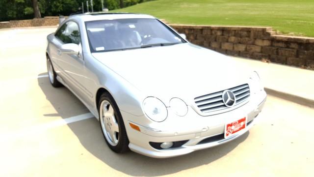 2001 Mercedes-Benz CL55 AMG Arlington, Texas 6