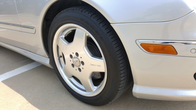 2001 Mercedes-Benz CL55 AMG Arlington, Texas 24