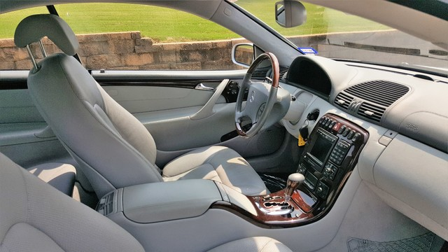 2001 Mercedes-Benz CL55 AMG Arlington, Texas 11