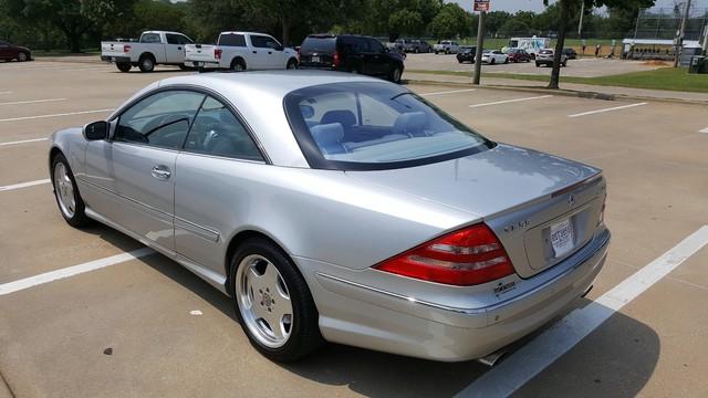 2001 Mercedes-Benz CL55 AMG Arlington, Texas 1